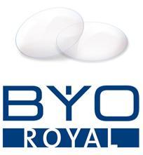 BYO ROYAL zachte lenzen,Spierings optiek Haelen, brillen, lenzen, gehoorapparaten,